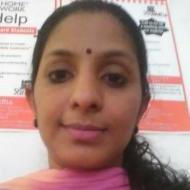 Vijitha P. Class 6 Tuition trainer in Chennai