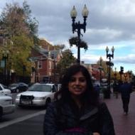 Sonam R. French Language trainer in Bangalore