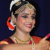 Radhika R. Dance trainer in Bangalore