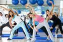Aerobics ,Yoga photo