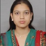 Shruti G. BTech Tuition trainer in Noida