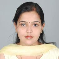 Bhawna G. Class 9 Tuition trainer in Gurgaon