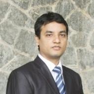 Anurag Chaturvedi Quantitative Aptitude trainer in Mumbai