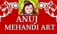 Anuj Mehandi Artist photo
