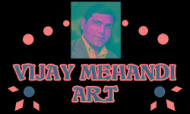 Vijay Mehandi Art photo