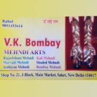 V K Bombay Mehendi Arts photo