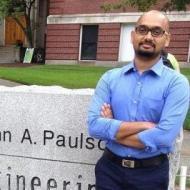 Manohar P. Microsoft SCCM trainer in Hyderabad