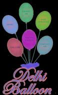 Delhi Balloons photo