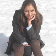 Prachi M. German Language trainer in Delhi