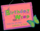 Birthday Wrap photo