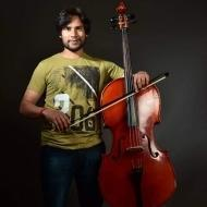 Sangh . Violin trainer in Delhi