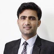 Farhaz Khan Quantitative Aptitude trainer in Faridabad