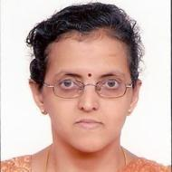 Vijayalakshmi G M Microsoft Excel trainer in Bangalore