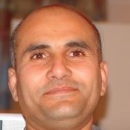 Rajesh Dadhwal Kickboxing trainer in Delhi