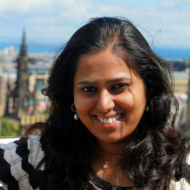 Arpitha G. Class 11 Tuition trainer in Bangalore