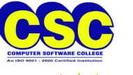 CSC Computer Education C Language institute in Chennai