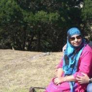 Asifa M. Hindi Language trainer in Bangalore