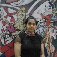 Deepa R. Drawing trainer in Hyderabad