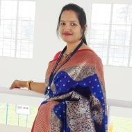 Tanusree S. Vocal Music trainer in Bangalore