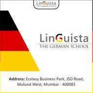 Prajakta G. German Language trainer in Mumbai