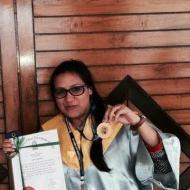 Ritu K. Class 11 Tuition trainer in Ghaziabad