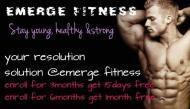 EMERGE FITNESS Aerobics institute in Bangalore