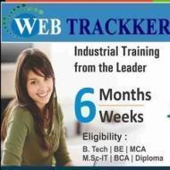 Webtrackker .Net institute in Noida