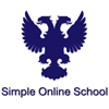 Simple online school photo