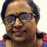Megala J. MBA trainer in Chennai