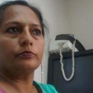 Asha B. GRE trainer in Ahmedabad