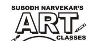 Subodh Narvekars Art Classes Calligraphy institute in Mumbai