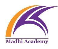 Madhi Academy Tally Software institute in Chennai