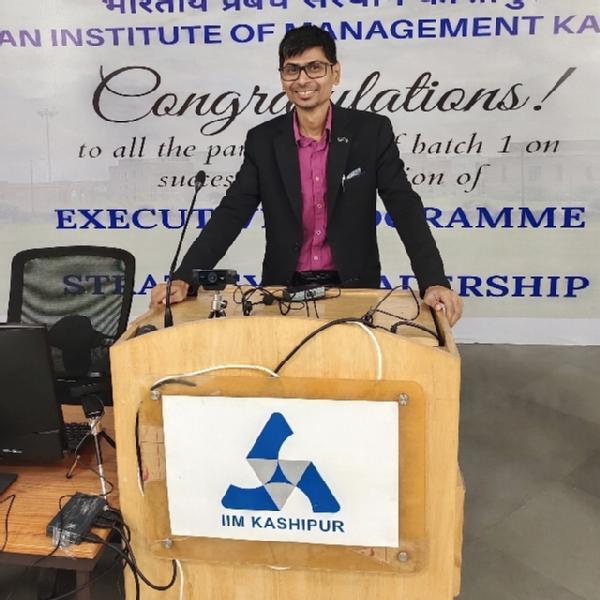 Jaydip Patel - Co-Founder - Silverlight Infosys | LinkedIn