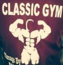 Classic gym photo