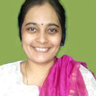 Shubha V. Sanskrit Language trainer in Chennai