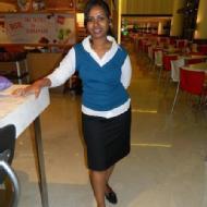 Rekha R. Behavioural trainer in Bangalore