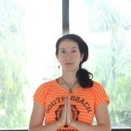 Oksana W. Meditation trainer in Mumbai