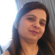 Meenakshi A. Non-Verbal Aptitude trainer in Noida
