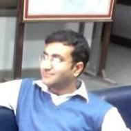 Gagan Krishan Kumar Class 11 Tuition trainer in Bangalore