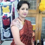 Megha S. Reiki trainer in Delhi