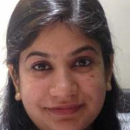 Kirti G. Spoken English trainer in Chennai