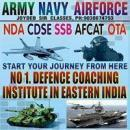 AFCAT OTA CDS SSB NDA COACHING CENTRE IN KOLKATA HOWRAH photo