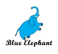 Blue Elephant photo
