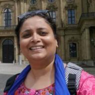 Kalyani Madan German Language trainer in Bangalore