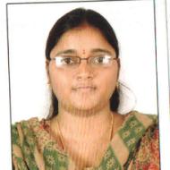 Poornima K. Class 11 Tuition trainer in Chennai