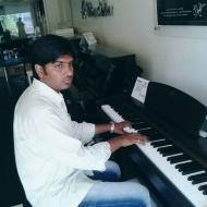 Laxmikant Sagar Piano trainer in Pune