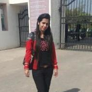 Sakshi S. Class 11 Tuition trainer in Chandigarh