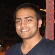 Rohan Soni GMAT trainer in Bangalore