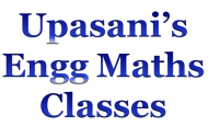 Upasani's Engineering Maths Classes photo