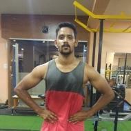 Vasanth Kumar Gym trainer in Bangalore